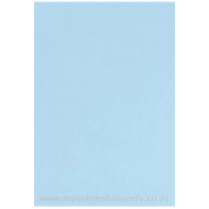 Nexx A4 160gsm Pastel Board 100sheets Blue