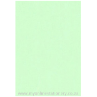 Nexx A4 160gsm Pastel Board 100sheets Green