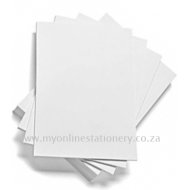 Nexx A4 160gsm Board 100sheets White