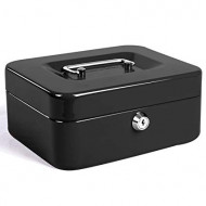 "Nexx 10"" Cash Box Black"
