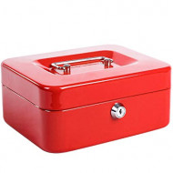 "Nexx 10"" Cash Box Red"