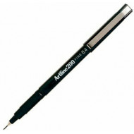 Artline EK200 Sign Pen Fineliner Black