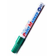 Artline EK400 Medium Point Paint Marker Green