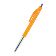 Bic Clic Fine Point Pen Blue