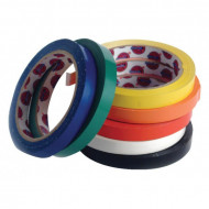 Eurocel PVC Tape 12mm x 50m Black