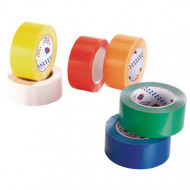 Eurocel PVC Tape 48mm x 50m Green