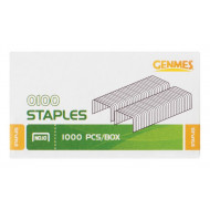 Genmes No.10 Staples 1000