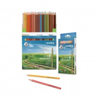 Lyra Graduate Colour Pencils 24's