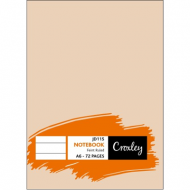 Croxley A6 72 Page Soft Cover Note Book