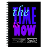Croxley A5 100 Page Note Book