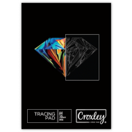 Croxley A4 30 Sheet Tracing Pad