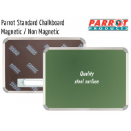 Parrot Non-Magnetic Chalk Board 900 x 600mm