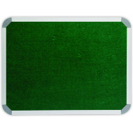 Parrot Info Boards Felt 1200 X 900mm Green