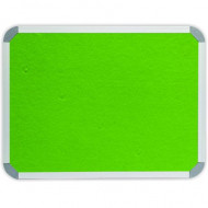 Parrot Info Boards Felt 1200 X 900mm Lime