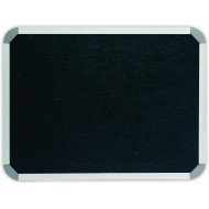 Parrot Info Boards Felt 1000 X 1000mm Black