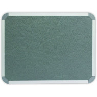 Parrot Info Boards Felt 1000 X 1000mm Grey