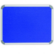 Parrot Info Boards Felt 1000 X 1000mm Royal Blue