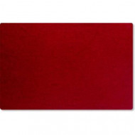 Parrot Felt Pin Board 450 x 300mm Burgundy