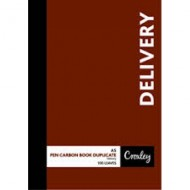 Croxley A5 Duplicate Delivery Book 100 Page