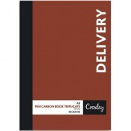 Croxley A5 Triplicate Delivery Book 100 Page