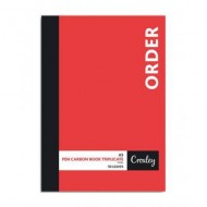 Croxley A5 Triplicate Order Book 100 Page