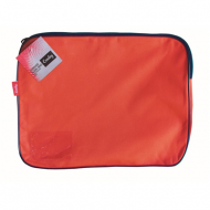 Croxley Create Canvas Book Bag Red