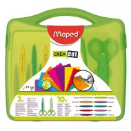 Maped Creative Scissor Set: 2 Body and 10 Patterns