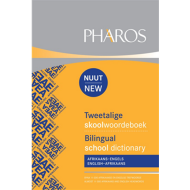 Pharos Afrikaans/English School Dictionary