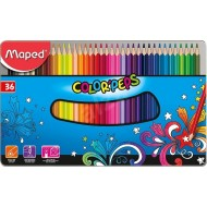 Maped Color'Peps Colour Pencils 36's