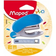 Maped Vivo Mini Stapler + Staples