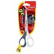 Maped Shape 16cm Left Handed Scissors