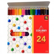 Colleen Colour Pencils 24's