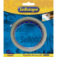 Sellotape Clear Tape 18mm x 66m