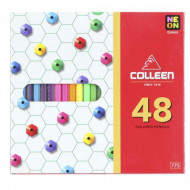 Colleen Colour Pencils 48's
