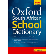 Oxford SA School English Dictionary