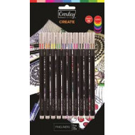 Croxley Create Fineliners 10's