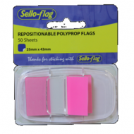 Sello-Flag PP Flags Pink