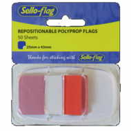Sello-Flag PP Flags Red