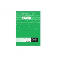 Croxley A4 36 Page Graph Book 2/10/20mm