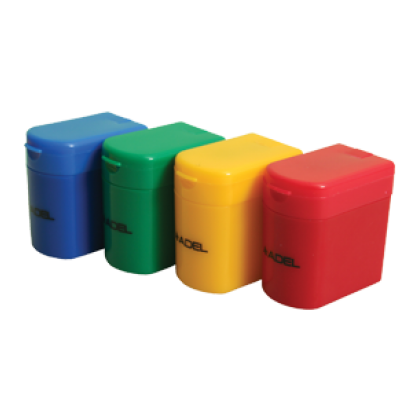 Adel 2 Hole Sharpener With Container