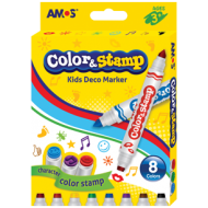 Amos Colour & Stamp 8's