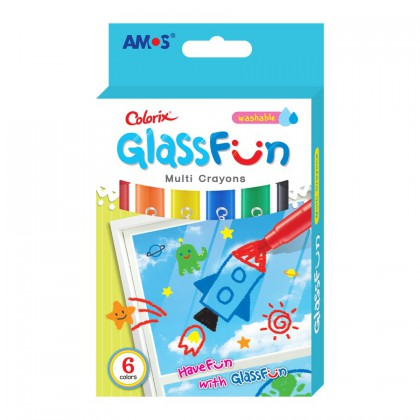 Amos Colourix Glass Fun 6's