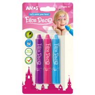 Amos Face Paint For Girls
