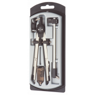 Linex Bow Compass Set With Knee Joints & Extension