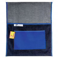 4 Kids Denim 380mm Chair Bag Blue