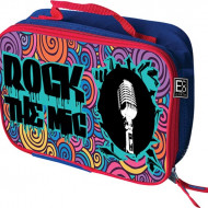 4 Kids Lunch Bag Rock The Mic Design