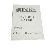 4 Office Carbon Paper Black