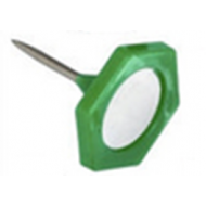 4 Office Indicator Pin Green