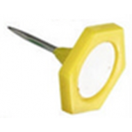 4 Office Indicator Pin Yellow