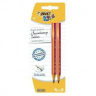 Bic Kids Beginners Pencil For Girls